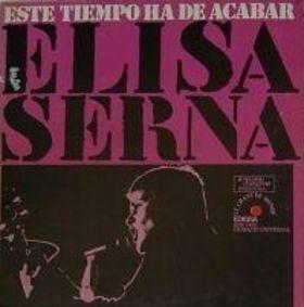 Elisa Serna: Este tiempo ha de acabar (edición española -censurada- de Quejido, grabado en Francai)