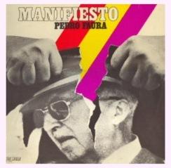 Manifiesto. Pedro Faura