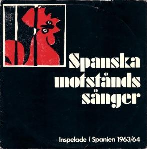Spanska motståndssånger - frontal