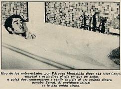Serrat en la bañera (www.triunfodigital.com)