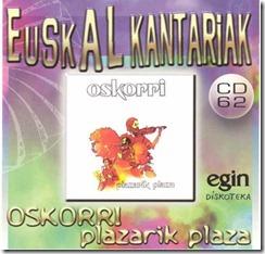 Oskorri - 1980-Plazarik plaza front