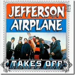 Jefferson Airplane - 1966 - Takes Off - Front