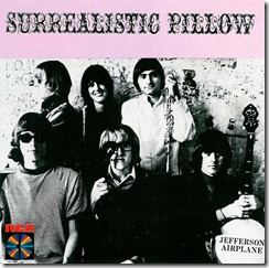Jefferson Airplane - 1967 - Surrealistic Pillow - Front
