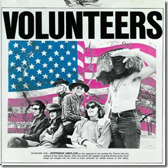 Jefferson Airplane - 1969 - Volunteers - Front