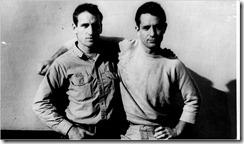 Jack Kerouac y Neal Cassady
