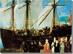 Bayaceto II recibe a los sefardíes (Mevlut Akyildiz)