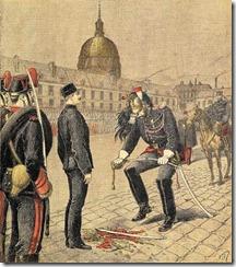 Degradación de Alfred Dreyfuss (Henri Meyer)