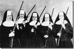 Monjas croatas entre los años 30-40: el clero croata fue especialmente filofascista