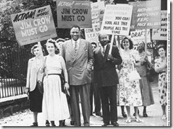 Paul Robeson at the Peace Arch, 1952-55