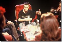 """Aparición de Sinéad O'Connor en """"After_Dark"""" (21-1-95) para hablar de los abusos sexuales"""