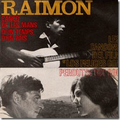 Raimon sings his own songs III (1964 single)
