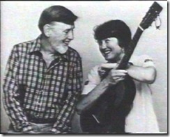 Ewan McColl & Peggy Seeger