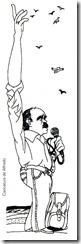 Caricatura para el libro de González Lucini