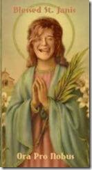 Santa Janis, tomada de su página de Facebook
