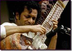 Ravi Shankar en Monterey