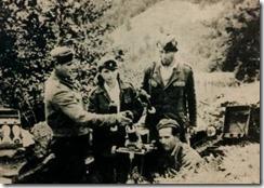 partisanos griegos