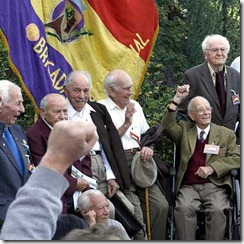 Veteranos brigadistas internacionales