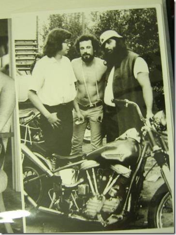Al Wilson, Fito de la Parra y Bob Hite