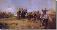"""""""La Batalla de Villalar""""/ """"The battle of Villalar"""", Manuel Picolo López (1851-1913)"""
