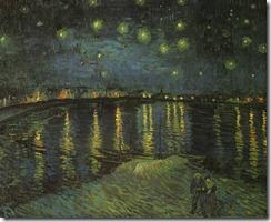 Vincetn van Gogh, Noche Estrellada