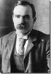 James Connolly, dirigente socialista irlandés