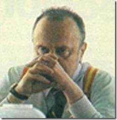 Manuel Fraga, candidato a la presidencia del gobierno