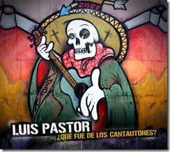 Portada del último disco de Luis Pastor, muy de Grateful Dead, ¿no?