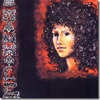 Portada del disco, elaborado por la propia Grace, que es una pintora sobresaliente: un auto-retrato de corte algo clasicista