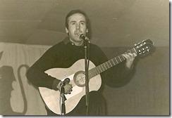 Young Mikel Laboa, circa 1968