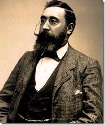 M. Curros Enríquez, by Alexandre Vigo