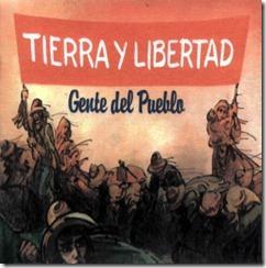 Gente del Pueblo - Tierra y Libertad Frontal