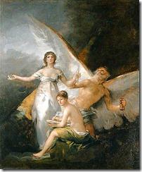 """Francisco de Goya: """"La Verdad, el Tiempo y la Historia"""" (1797-1800)"""