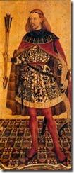 Ausiàs March, Col·legiata de Gandia