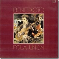 Benedicto_Pola_unión_Portada