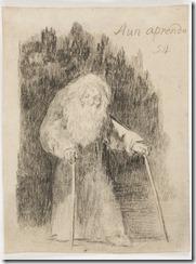 """Francisco de Goya: """"Aún aprendo"""""""