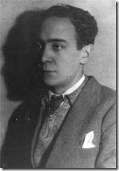 Ramón J. Sender, hacia estos años