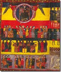 El Juicio Final, según el Beato de Facundus