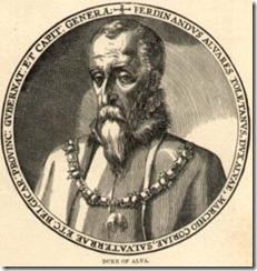 Fernando Álvarez de Toledo, tercer Duque de Alba; Frans Hogenberg