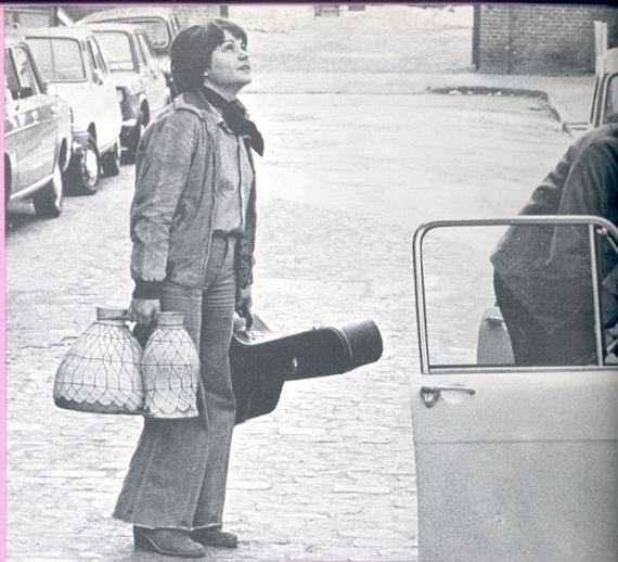 Elisa Serna 1977 - interior disco 1