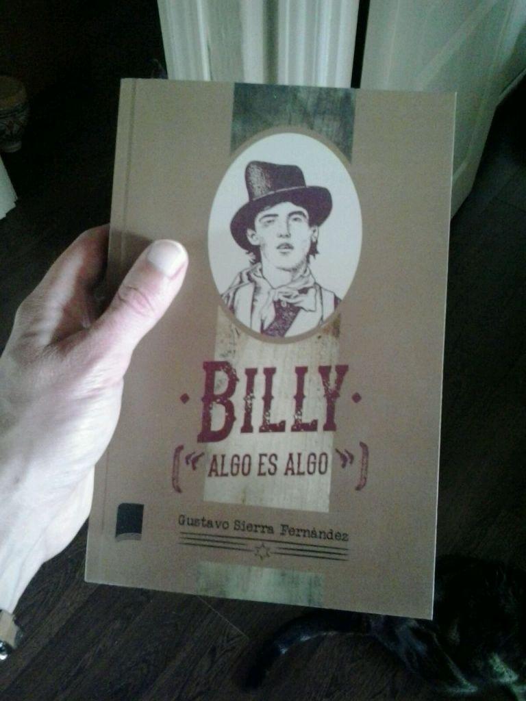 """Ejemplar de Billy (""""algo es algo"""")"""
