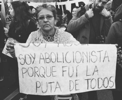 Abolicionismo prostitución